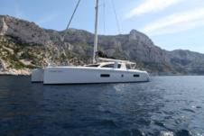 Location Catamaran Outremer Outremer 5X Toulon