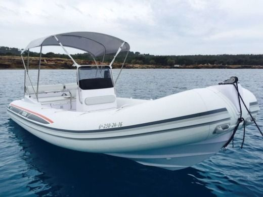 Selva 650ds in Ibiza for hire