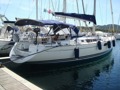 Rental Sailboat Jeanneau Sun Odyssey 49I Portisco
