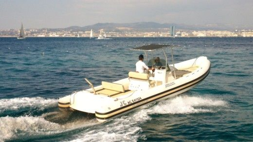 Jocker Boat Clubman 26 in Marseille