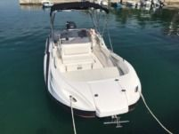 Zar 57 Luxury in Makarska for hire