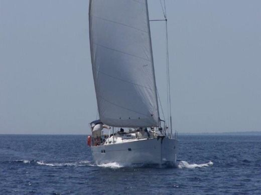 Beneteau Oceanis 473 Clipper in Malta for hire