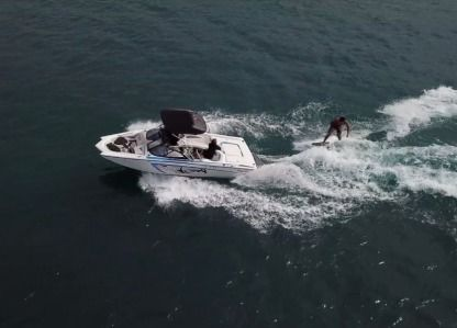 Charter Motorboat Tige R20 Thonon-les-Bains