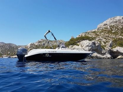 Charter Motorboat Sea Pacific Craft Marseille