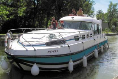 Location Péniche Nicols Sedan 1310 Nevers