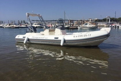 Rental Motorboat CAPELLI Tempest 600 L'Estartit