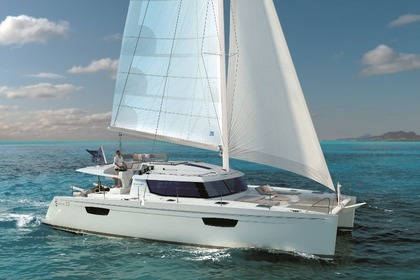 Hire Catamaran Fountaine Pajot  Saba 50 Trogir