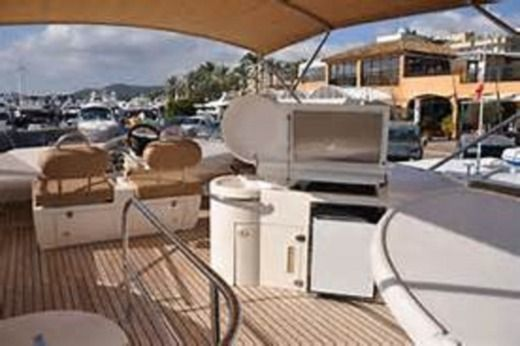 Fairline 50 Phantom in Bacoli NA for hire
