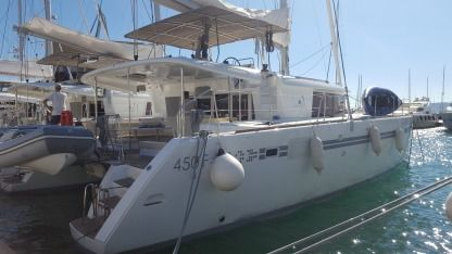 Location Catamaran Lagoon 450 F Metra Trogir
