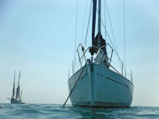 Sailboat Jeanneau Sun Fast 37 for rental