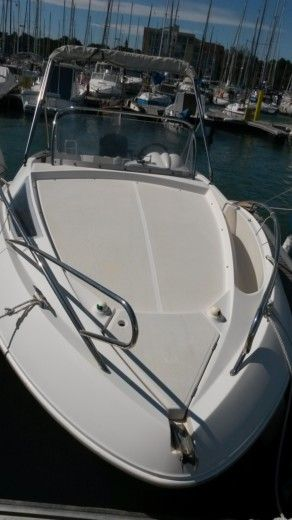 Quicksilver Commander 635 Wa en Saint-Cyprien