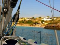 Charter sailboat in Lampedusa e Linosa
