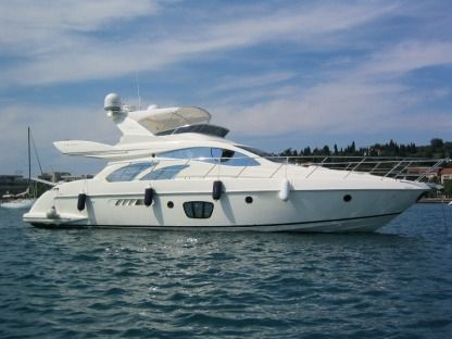 Rental Motorboat  Azimut 55 Evolution Phuket