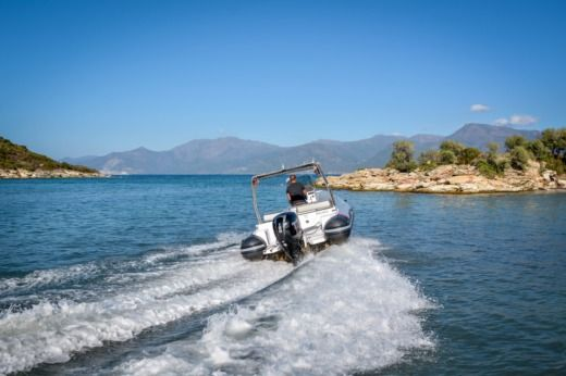 Italboats Predator 650 Ts in Saint-Florent