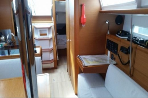 Sun Odyssey 379 in Sukošan for hire