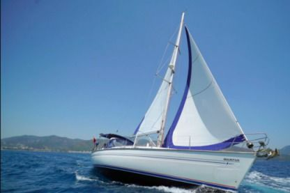 Charter Sailboat Bavaria 42 Marmaris