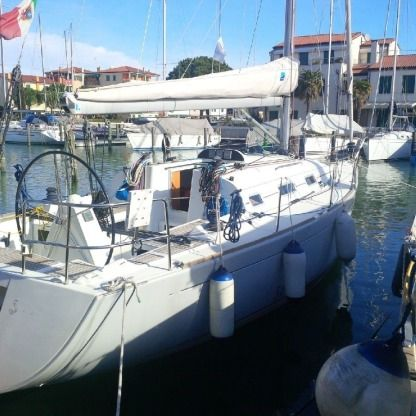 Charter Sailboat Beneteau First 36,7 Caorle