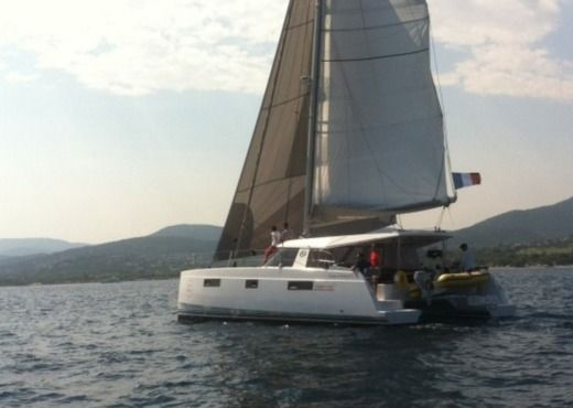 Nautitech 40 Open in Grimaud