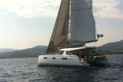 Location Catamaran NAUTITECH 40 OPEN Grimaud