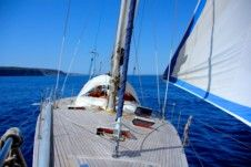 Yachting Sorrento Vagabond 53 in Castellammare di Stabia for hire