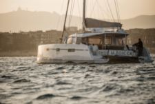 Location Catamaran Nautitech 40 Barcelone