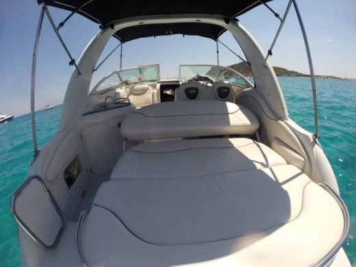 Motorboat Crowline Crownline 250Cr for hire