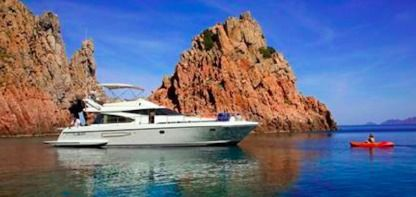 Charter Motorboat Guy Couach 160 Fly Sanary-sur-Mer