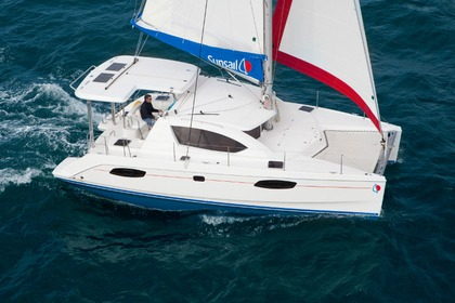 Location Catamaran Sunsail Sunsail 404 Phuket