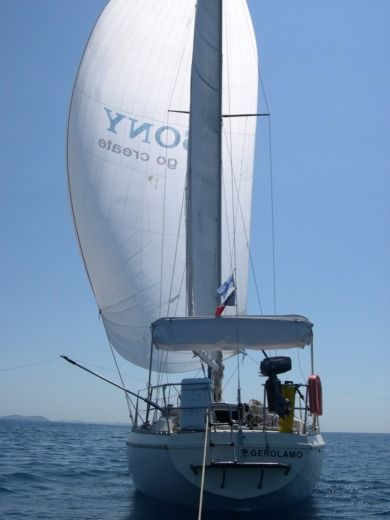 Sailboat Jeanneau Melody