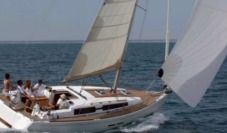 Sailboat Dufour 380 for rental