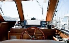 Motorboat Sciallino 40 Fly for hire