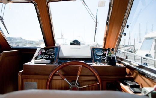 Motorboat Sciallino Sciallino 40 Fly for hire