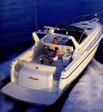 Rental Motorboat Tiara 3500 Express Paros