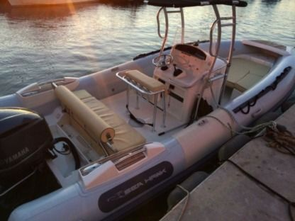 Location Semi-rigide Zodiac Sea Hawk 700 Mandelieu-la-Napoule