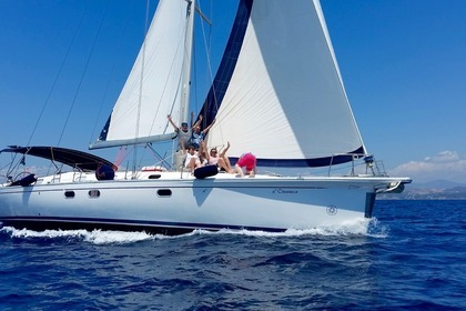 Rental Sailboat Dufour Gib Sea 51 Paros