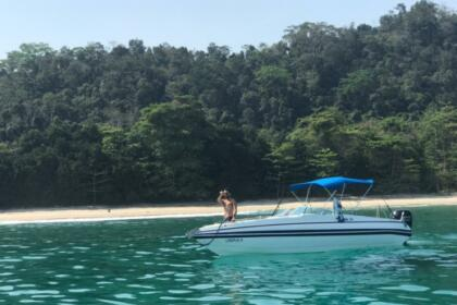 Charter Motorboat REAL 24 Angra dos Reis