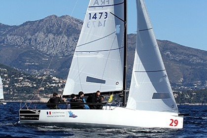 Charter Sailboat J Boats J/70 St-Laurent-du-Var