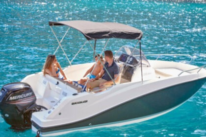 Rental Motorboat Quicksilver 555 Murter