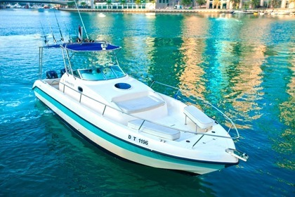 Rental Motorboat Gulf Craft 33 Dubai