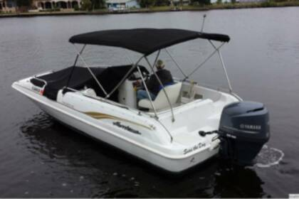 Hire Motorboat Hurricane 201 Cape Coral