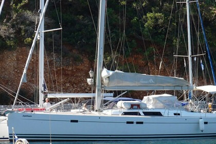 Rental Sailboat Hanse Hanse 540e Athens