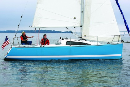 Hire Sailboat Catalina 275 Sport Toronto