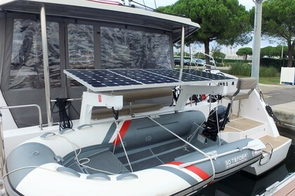 Location Catamaran NAUTITECH 40 OPEN Cogolin