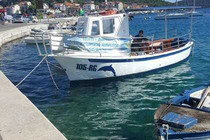Charter Motorboat Custom Made Pasara Rogoznica