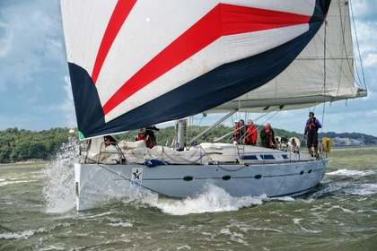 Rental Sailboat Hanse 540 Southampton