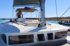 Lagoon 450 Fly in Kos for hire