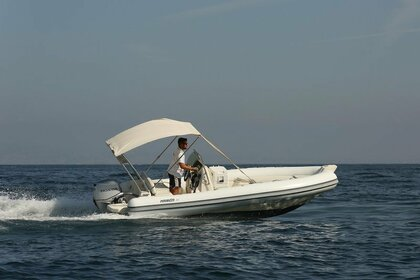 Hire RIB MARLIN 5.40 Piano di Sorrento