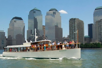 Hire Motor yacht Luxury Yacht 80 New York