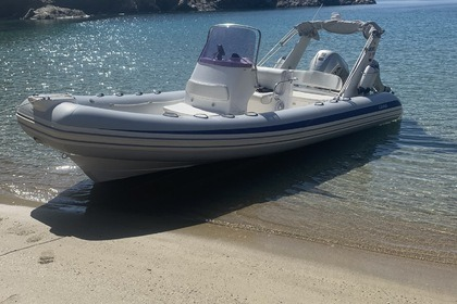 Location Semi-rigide Grand G650 Naxos
