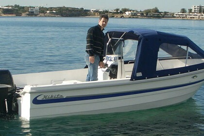 Rental Motorboat Nikita SEASTORM 2 Astakos